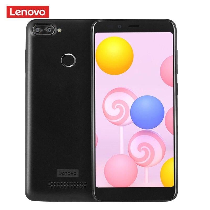 Lenovo K320t 4G 5.7 inch Smartphone Snapdragon 625 Quad Core 2GB RAM 16GB ROM 8.0MP Android 7.0 IPS Fingerprint Mobile Cellphone