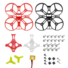 LDARC Tiny GT7 GT8 Parts Combo Set Frame Kit Canopy 1535 1940 Propeller Flight Controller 10A ESC 9000KV 7500KV Motor Camera VTX ldarc tiny 6x tiny 6 upgraded version 65mm mini fpv drone f3 betaflight fc 25mw 16ch vtx 716 17600kv brushed motor 250mah ph2 0