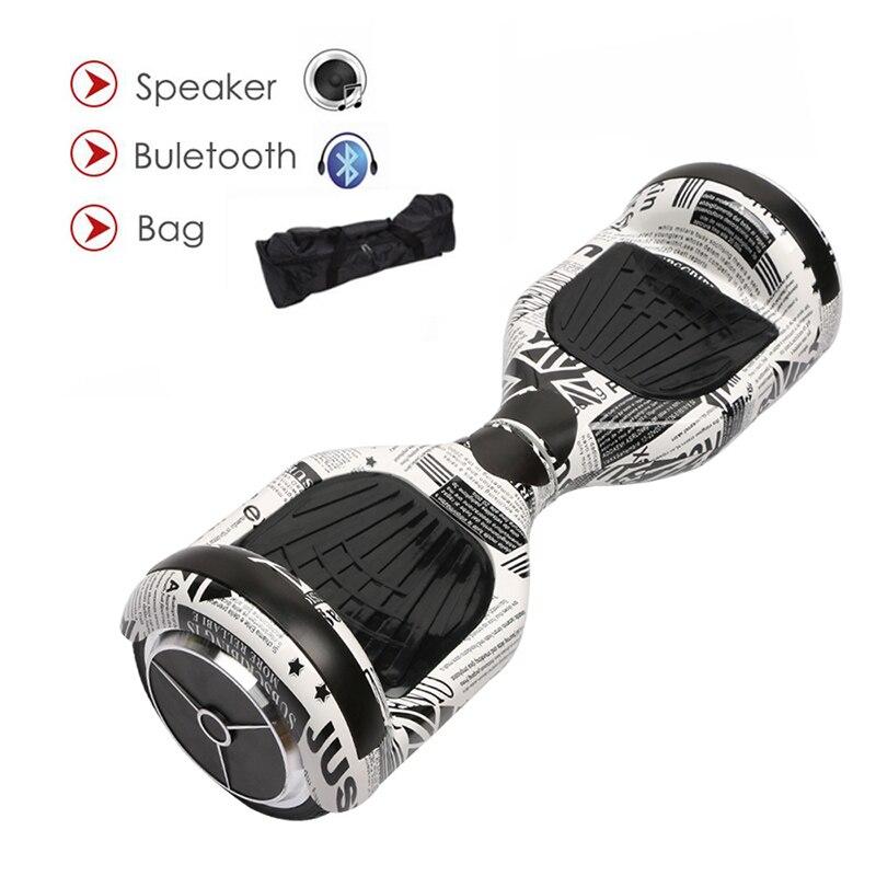 Γυροσκόπιο 6,5 ιντσών Hoverboard Ηλεκτρική - Ποδηλασία - Φωτογραφία 1