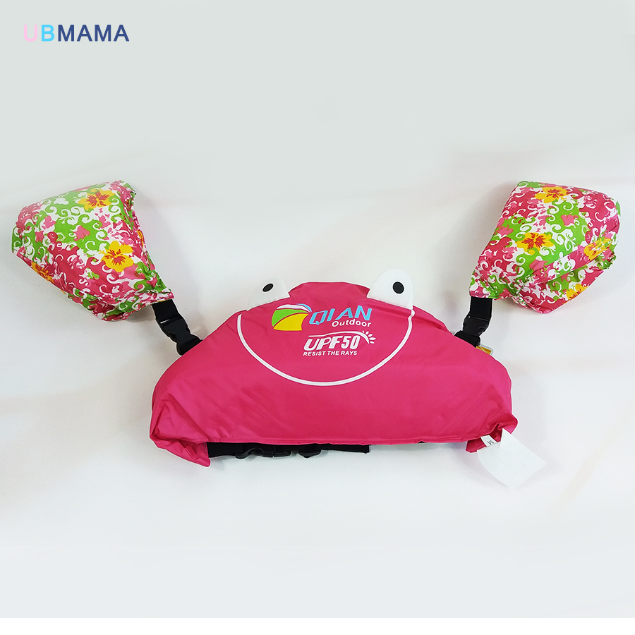 Children's Swimming Vest Child Safety Eva Arm Swimming Product Boys And Girls Super Buoyancy Swimming Accessories Arm Float