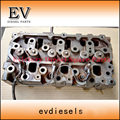 For Hiatch ZX8U-2  Yanmar 3TNV70 cylinder head assy used orignal type 119515-11750
