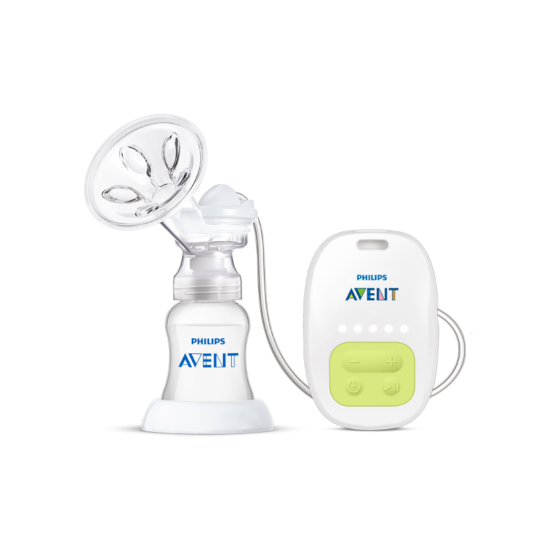 AVENT Single Manual Breast Pump Electric Automatic Massage Feeding BPA Free Convenience Baby Sucking Milk Squeeze Pump manual large suction breast massage sucking milk sucker massager puller milker breast pump 150ml milk bottle