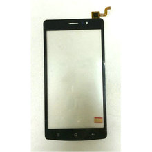 Stock jiake v19 Touch panel for JIAKE V19 Android 4.4 MTK6572W dual core 5.5 Inch Touch screen cell phone-free shipping