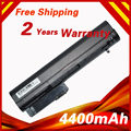 4400 мАч Батареи Ноутбука Для HP Для COMPAQ 2400 nc2400 nc2410 2510 P Mobile Thin Client 2533 т EliteBook 2540 P 2530 P