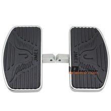 Rear passenger Footboard Floorboard for Honda Shadow Steed VLX VT400 VT600 (24cm) vt 400 motorcycle ignition fuel gas cap steering lock set 2 keys fit honda shadow vt600 vt400 vt750 steed vlx 400 vlx 600