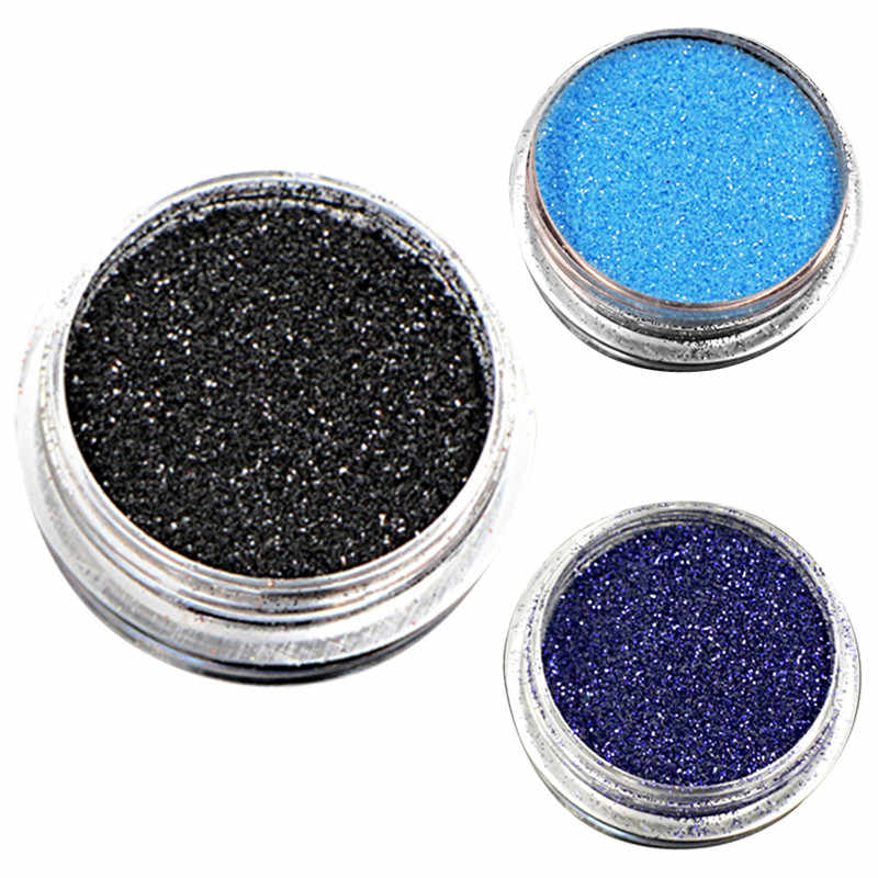 Make Up Eye Glitter Eyeshadow 24 Colore Degli Occhi Tavolozze Maquillaje In Bianco E Nero Occhi Shimmer Polvere Festival Glitters Corpo TSLM1