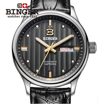Freeship Binger New Brand Binger watches Dual Time Military Watch Waterproof Relojes relogio esporte Men Sport