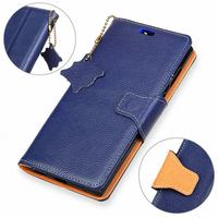 Case For Samsung Galaxy Xcover 4 Case Luxury Genuine Leather Wallet Cover For Samsung Xcover 4