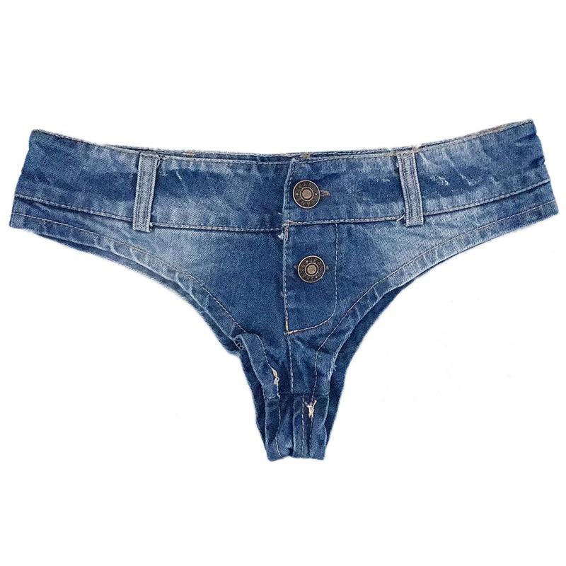 DJGRSTER Sexy Vintage Mini Short Jeans Booty Shorts Cute Bikini Denim Short Hot Vestidos Sexy Club Party Bikini Bottom 4