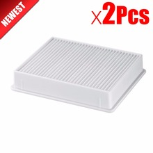 2Pcs Vacuum Cleaner dust filter HEPA H11 DJ63-00672D Filter for Samsung SC4300 SC4470 White VC-B710W cleaner accessories parts