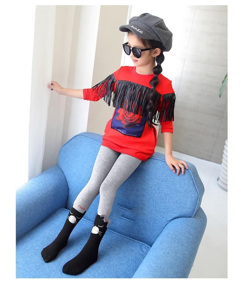 Warm Children Girls Pantyhose (11)
