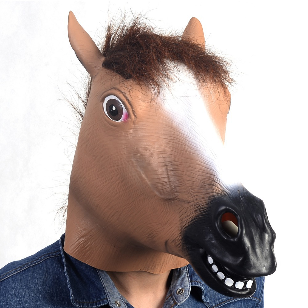 Online Buy Wholesale horse mask from China horse mask Wholesalers ...