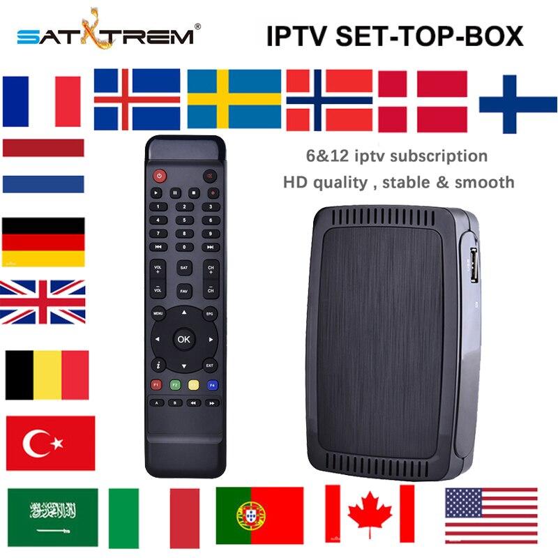 Satxtrem M968/M258 สมาร์ท IPTV กล่อง 2GB DDR3 ip tv box สนับสนุน USB WiFi Youtube H.265 1080P ดีกว่า Mag25X-ใน กล่องรับสัญญาณ จาก อุปกรณ์อิเล็กทรอนิกส์ บน AliExpress - 11.11_สิบเอ็ด สิบเอ็ดวันคนโสด 1