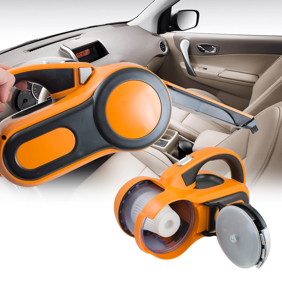 Multifunctional High-power Hand Car Vehicle Using Washable Wet And Dry Dual Use Purpose Vacuum Cleaner Inflator Pump