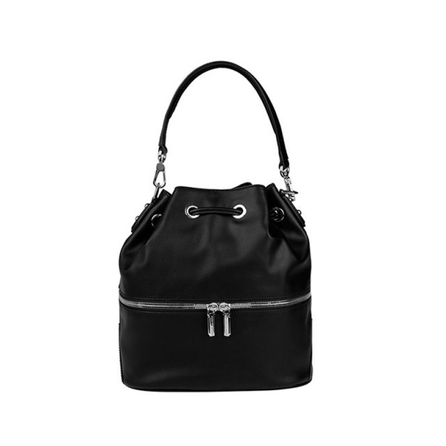 Aliexpress.com : Buy 2015 hot Charles Keith drawstring bucket bag ...