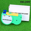 KELUSHI 2016 High quality Fiber Optics Cleaning Tool/Fiber Optic Connector Cleaner/Cassette Cleaner fast shipping