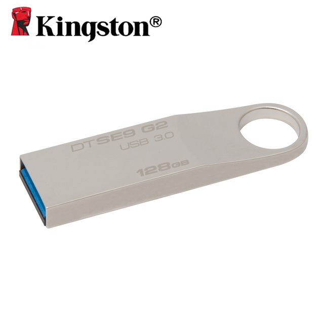 Kingston металлическое кольцо памяти usb 3.0 usb flash drive 128 ГБ высокоскоростной флэш-накопитель для мобильного телефона tablet PC