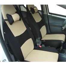 Carnong Car seat cover for BYD F0 F3 F3R G3 G3R L3 F6 G6S6 E6 E6 M6 SURUI SIRUI custom four season fabric auto seat covers hexinyan leather universal car seat covers for byd all models fo f3 surui sirui l3 g5 g6 s6 f6 g3 m6 s7 e6 e5 qin auto styling