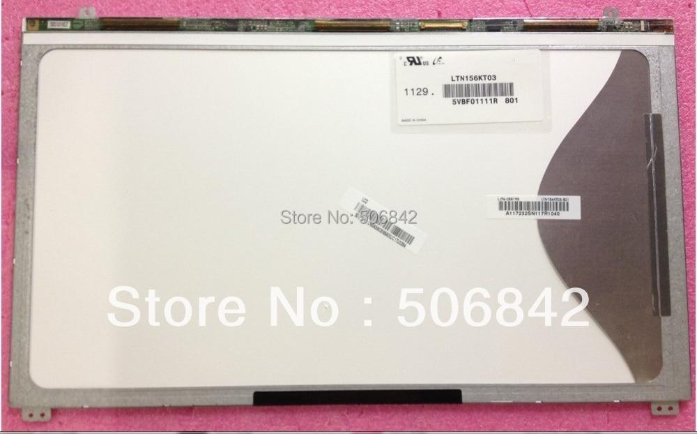 """15,"""" ноутбук светодиодный экран LTN156KT03 1600x900"""