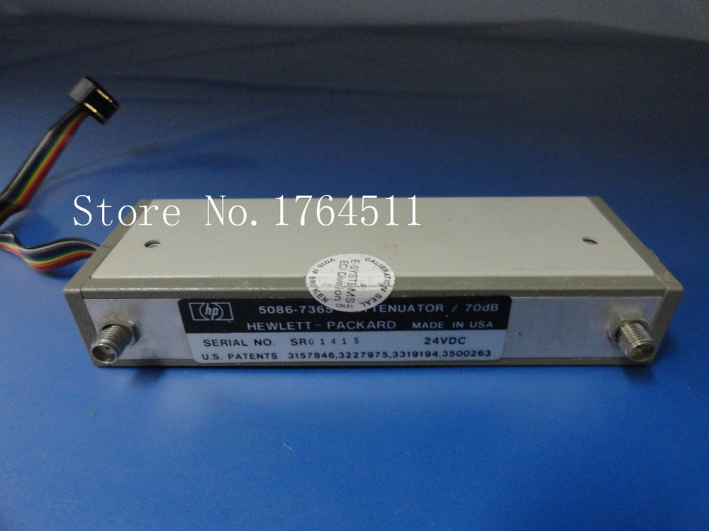 [BELLA] Original 5086-7365 DC-18GHZ Programmable Step Attenuator 70dB