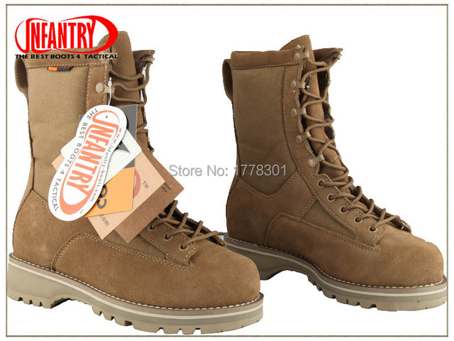 Aliexpress.com : Buy INFANTRY USMC combat boots Outdoor camping ...