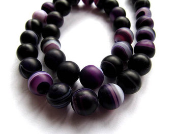 high quality fire agate bead round ball purple black veins crab assortment jewelry beads 10mm--5strands 16inch/per strand