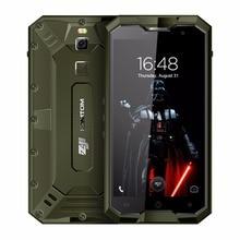 HOMTOM ZOJI Z8 IP68 Étanche 4G Smartphone 5.0 «HD MTK6750 Octa base Android 7.0 4 GB + 64 GB 4250 mAh 16MP Cam OTG Mobile Téléphone