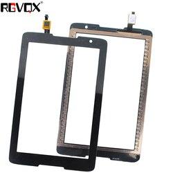 """RLGVQDX nowy ekran dotykowy Digitizer dla Lenovo A8 50 A5500 A5500 H MCF 080 1235 V4 MCF 080 1235 8 """"wymiana szyby przedniej w Ekrany LCD i panele do tabletów od Komputer i biuro na"""