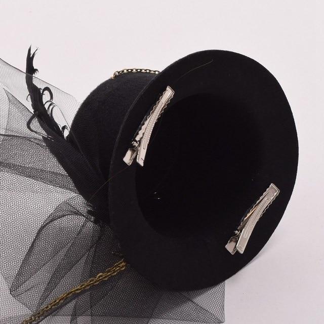 Стимпанк шляпка модель 12 5
