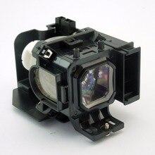 Vt80lp/50029923 lâmpada do projetor de substituição com habitação para nec vt48/vt49/vt57/vt58/vt59