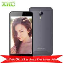 Горячая LEAGOO Z5 8 ГБ WCDMA 3 Г 5.0 »854×480 Andriod 6.0 Cortex MTK6580M A7 Quad Core 1.3 ГГц RAM 1 ГБ 2000 мАч Батареи 5.0MP Сотовый Телефон