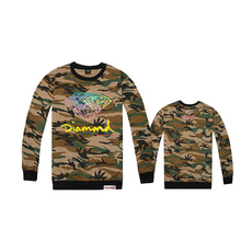 2016 heiße Neue Mode für männer Frühjahr Herbst Hoodie Unisex Trainingsanzüge Sportswear Hip Hop Sweatshirt Diamant Versorgung Co Männer Hoodies