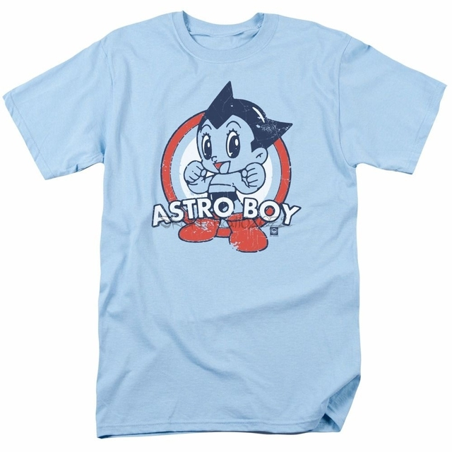 879bca7f869 t-shirts men tshirt Astro Boy Target Licensed Adult Graphic Tee Shirt S-5XL  3d t-shirt homme pattern t