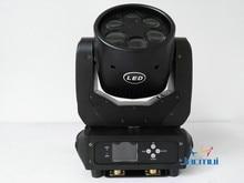 Новый светодиодный перемещения головы 6*25 Вт Супер луча перемещение головного света Отдельный светодиод Управление для сцены ТВ события
