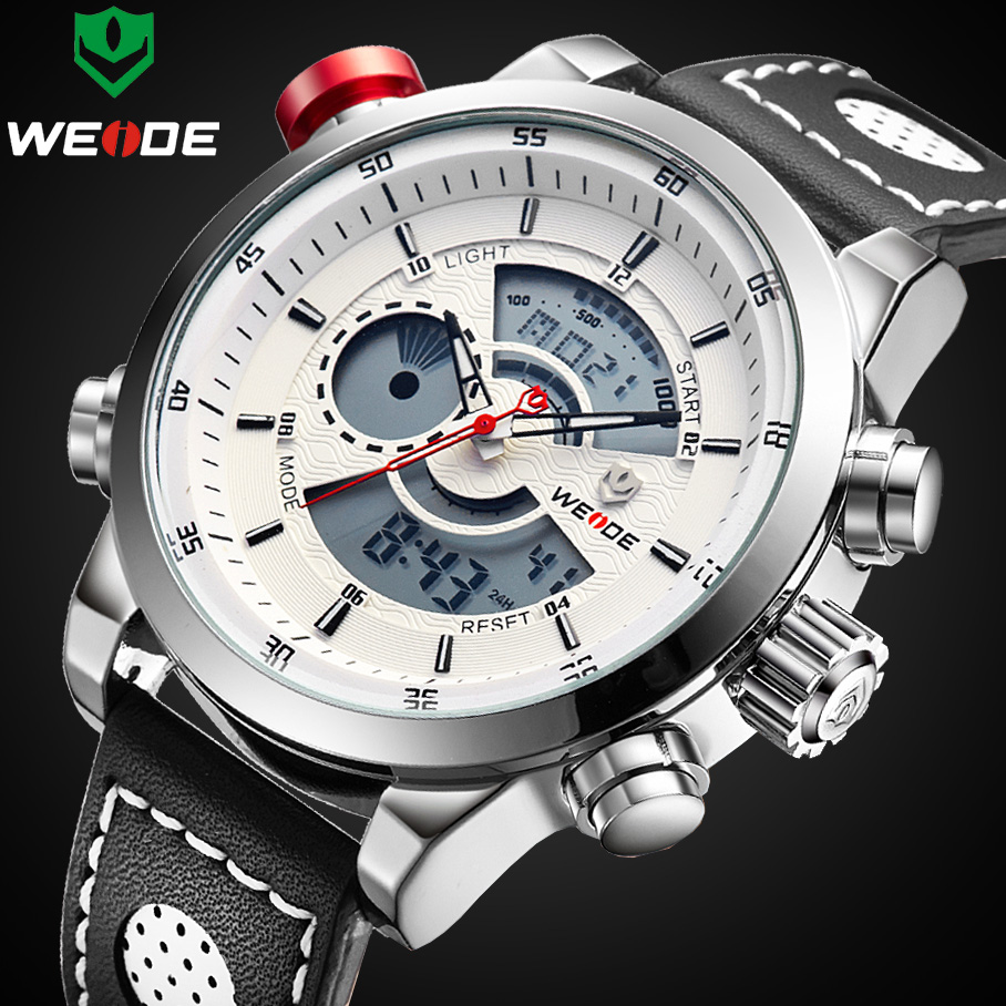 цены Top Luxury Brand LED Digital Watches Men Quartz Hour Clock Casual Sports Watch Men's Military Wristwatches Relogio Masculino