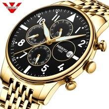 Get more info on the NIBOSI Mens Watches Top Brand Luxury Chronograph Men's Wristwatch Clock Quartz Fashion Men Watch Waterproof Relogio Masculino