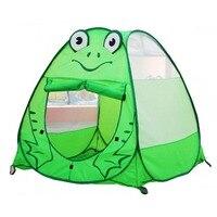 Children's Tent Animal Model Ocean Ball Play House Portable Magic Toys For Children Cloth Foldable