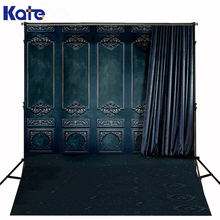200 CM * 150 CM Kate Impression Numérique fundo Sombre et lugubre salle 3D bébé photographie backdrop LK 1756