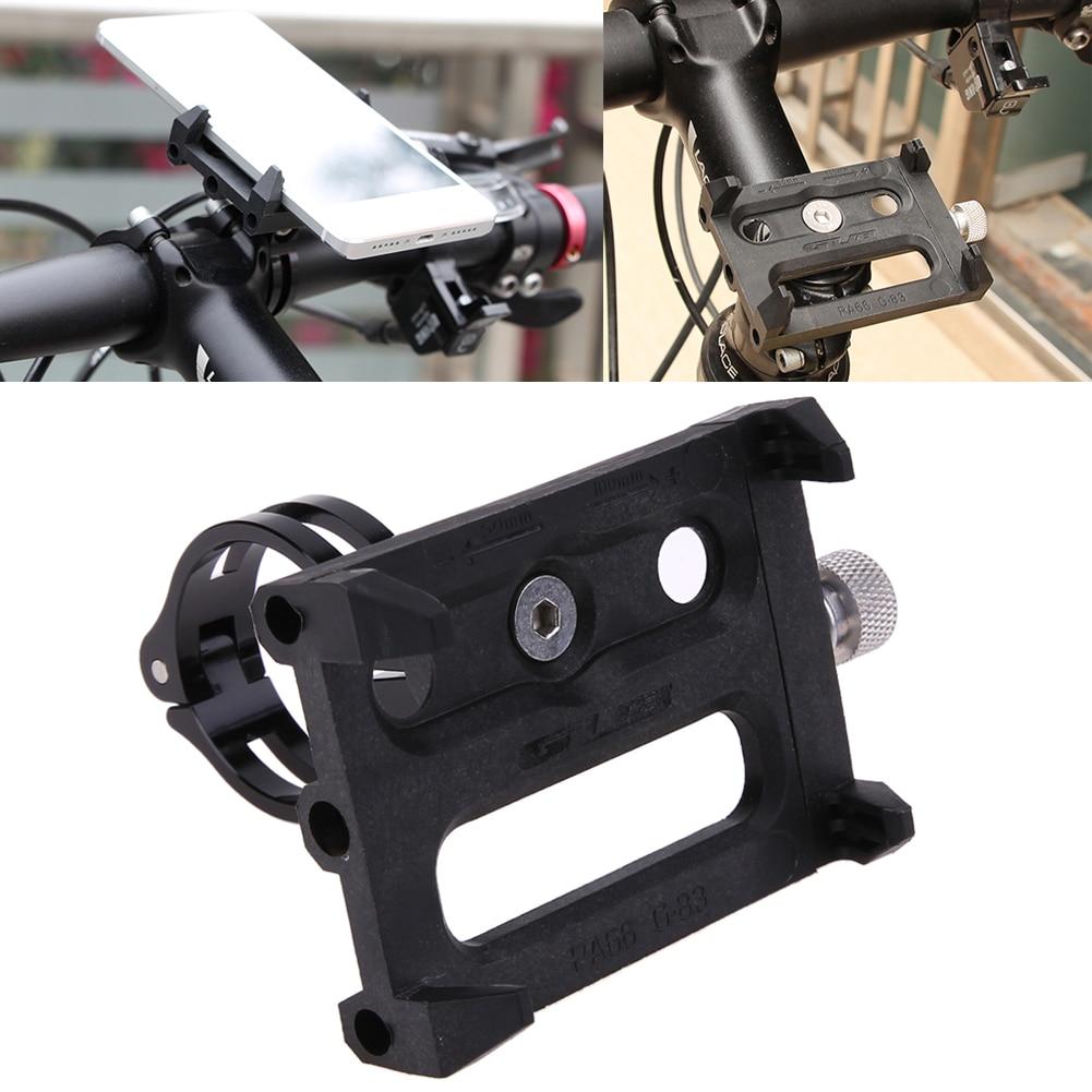 Uniwersalny uchwyt na telefon rowerowy Metalowy stojak na rower Uchwyt antypoślizgowy Uchwyt na kierownicę do motocykli Extende