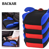 BACKAR Multi function Baby Safety Car Seat Universal For VW Audi Citroen Skoda Peugeot Mitsubishi Child Booster Pad Accessories