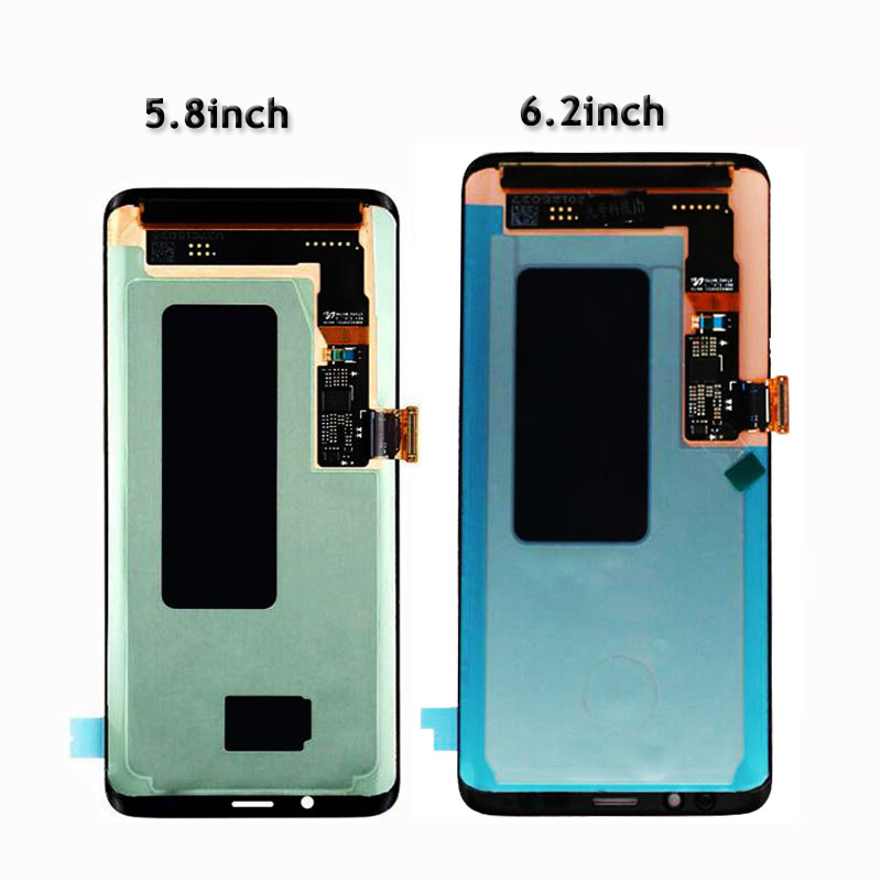 """Image 2 - 2960*1440 6.2"""" AMOLED AAA Quality LCD With Frame For SAMSUNG S9 Plus G9650 S9 Display Touch Digitizer G960 G965 Screen + Gift-in Mobile Phone LCD Screens from Cellphones & Telecommunications"""