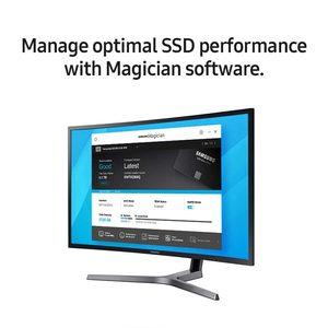 "Image 2 - Samsung 500GB SSD Flash memoria HDD disco 1TB 2TB 4TB de Dropshipping. Exclusivo. Unidad de estado sólido de 860 EVO V NAND 2,5 ""SATA III 250G"