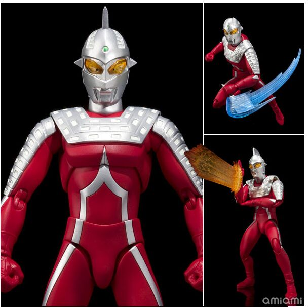 BANDAI Ultra act Ultra Seven action figure toy collection ...