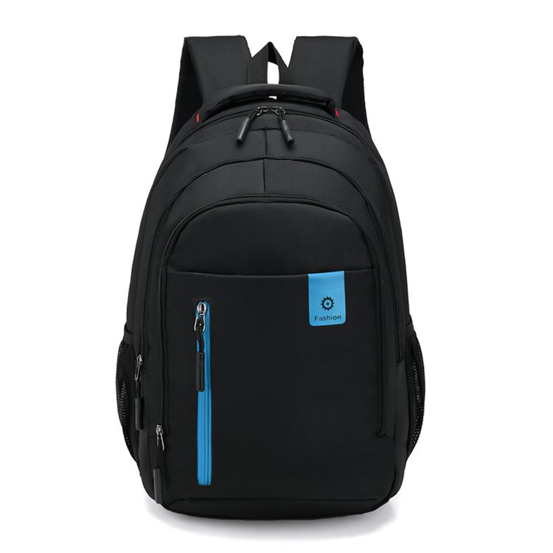 Larger Capacity Business New Men Laptop Backpack Unisex Fashion Canvas Shoulder Bag Anti Theft Man Travel Bags Bolsa Mochila