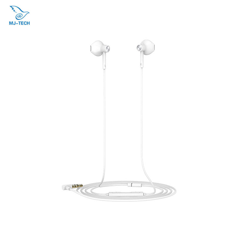 Lenovo Earphone Ear-Earbuds Dual-Driver Original with Mic for Z5s/Z5-pro/S5-pro/.. DP-20
