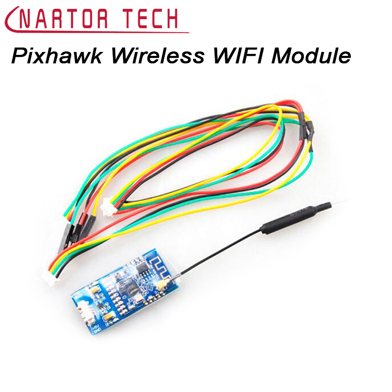 APM Pixhawk Wireless Wifi Module Replacement of 3DR Radio Telemetry Free Shipping the newest apm pixhawk wifi wireless data transmission replace 3dr module supports smart phones and pc