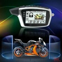OEM SPY système dalarme de sécurité pour moto, 5000m, bidirectionnel, avec 2 émetteurs LCD, démarrage de moteur à distance, Original