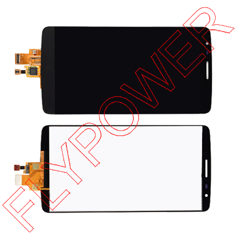 For LG G3 Stylus D690 LCD Display with Touch Screen Digitizer Assembly Black Color Free Shipping стеллар кубики буратино 12 шт