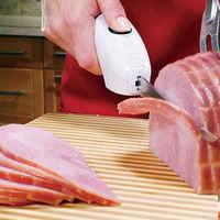 Battery Powered Knife Steak Knife Easy Cut Cordless Knife For Pork Stainless Blender For Kitchen Knife