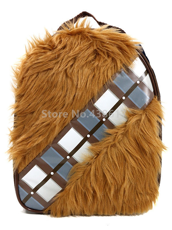 Us 22 5 New Fashion Star Wars Chewbacca Lunch Bag For Box Kids Boys Children School Picnic Food Thermal Insulated Bags In From